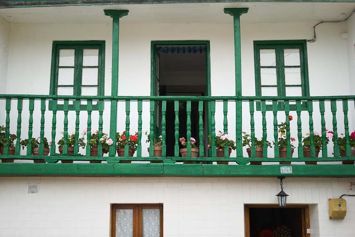 Boda en la Hosteria de  Quijas , Belen y Juan